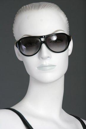 New Emporio Armani Sunglasses - Black