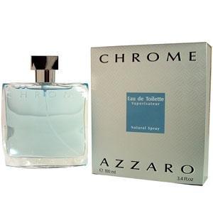Men's - Azzaro Chrome  100mL/3.4 oz