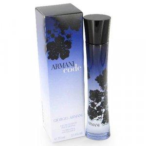 Women's - Armani Code 75mL/2.5 oz