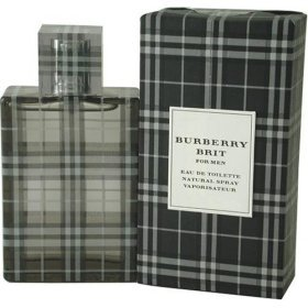 Men's - Burberry Brit 100mL/3.4 oz