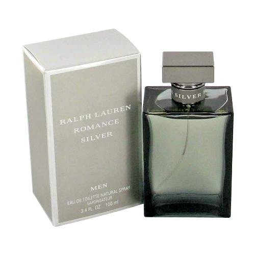 Men's - Ralph Lauren Romance Silver 100mL/3.4 oz