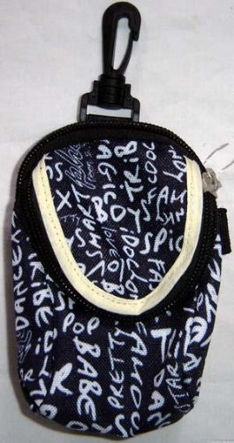 Backpack Style Cell Phone Bag Holder Coin Purse Blue Sex Grafitti Sweet Glamour Trendy Love #0189