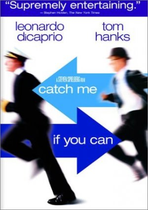 Catch Me If You Can (2003, DVD) Brand New Sealed