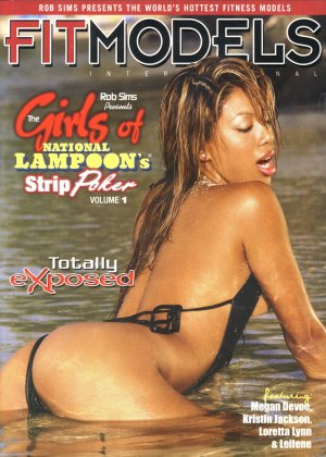 GIRLS OF NATIONAL LAMPOONS STRIP POKER, VOL- 1 NEW DVD SEALED