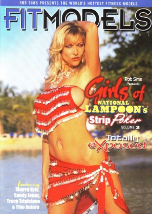 GIRLS OF NATIONAL LAMPOONS STRIP POKER, VOL- 3 NEW DVD SEALED