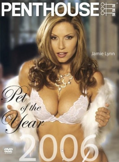 PENTHOUSE - Pet Of The Year 2006 New Sealed DVD