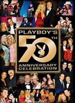 PLAYBOY - Playboy's 50th Anniversary Celebration New Sealed DVD