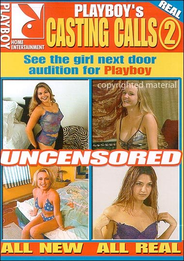 PLAYBOY - Casting Calls 2 New Sealed DVD