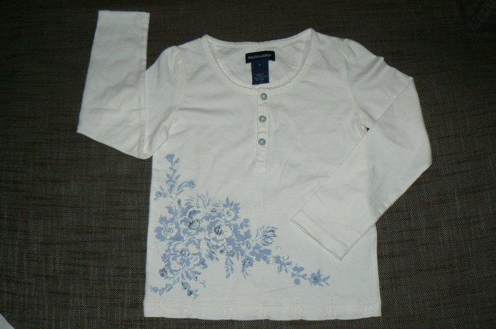 Ralph Lauren Long Sleeve Blouse