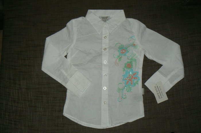 Guess Long Sleeve Blouse