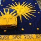 Golden Sun Egyptian Cotton Beach Towel