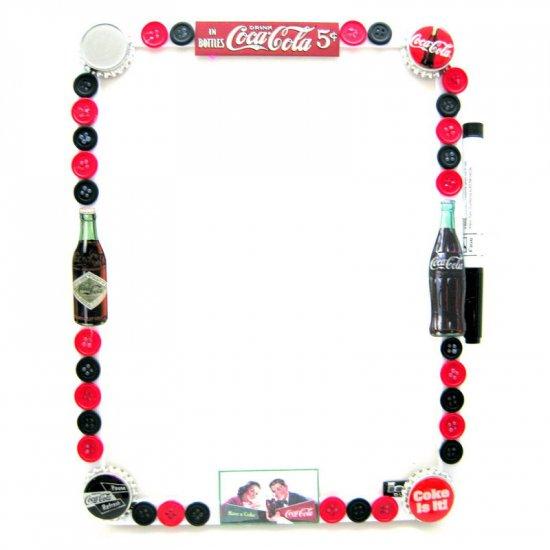"""""""Coca-Cola"""" Dry Erase Board"""