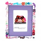 Purple Personalized Picture Frame