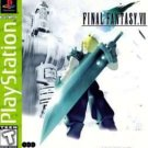 Final Fantasy VII 7 Playstation