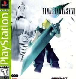 Final Fantasy VII 7 Playstation