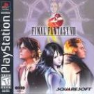 Final Fantasy VIII 8 Playstation