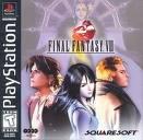 Final Fantasy VIII 8 Playstation