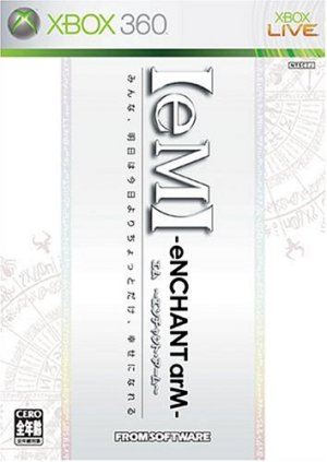eNCHANT arM- Xbox360 New (JAPAN IMPORT)