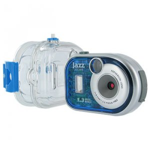 1.3MP WATERPROOF 3 IN 1 UNDERWATER DIGITAL CAMERA-PP1814