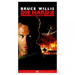 DIE HARD 2 - die harder VHS