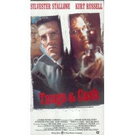 TANGO & CASH VHS