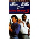 LETHAL WEAPON 3 VHS
