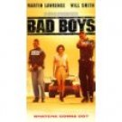 BAD BOYS VHS