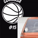 Basketball - Custom White
