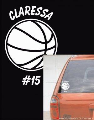 Basketball - Custom White