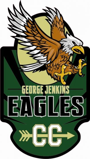 Cross Country Decal - George Jenkins High School