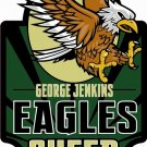 Cheer Decal - George Jenkins High School