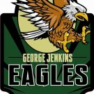 Wrestling Decal - George Jenkins High School