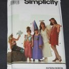 Simplicity 7547 Pattern Mermaid, Genie, Princess, Angel, Flapper