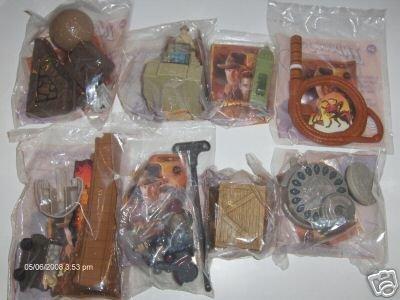 Indiana Jones Temple Of Mystery Crystal Skull Bk Toy