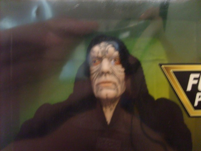 Star Wars Emperor Palpatine 12 Inch Fully Poseable Doll Action Figure