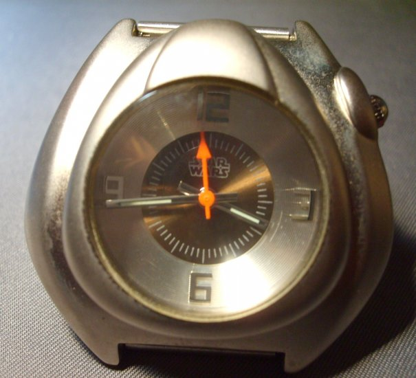 Star Wars Gold Faced Rare Vintage One of a Kind Japan Watch