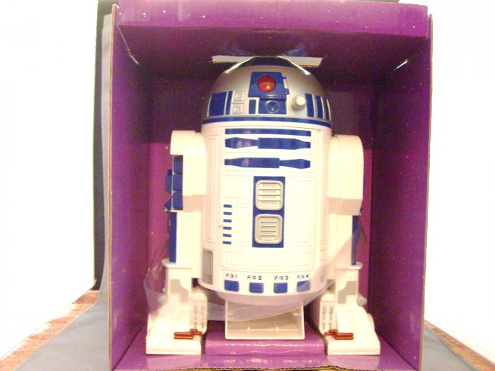 Star Wars R2D2 Data Droid Cassette Tape Player & Sound Effects