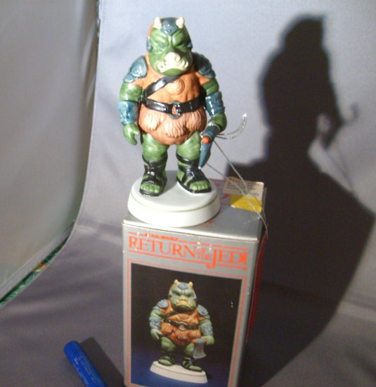 Star Wars Gamorrean Jabba Palace Guard ROTJ Return Of The Jedi Sigma Statue