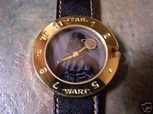 Star Wars Darth Vader Sci Fi Channel Limited Edition Watch M