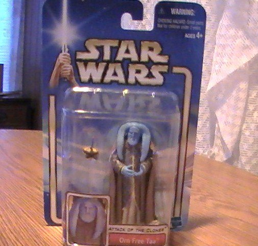 Star Wars AOTC 3 3/4 inch Orn Free Taa Figure See Others!