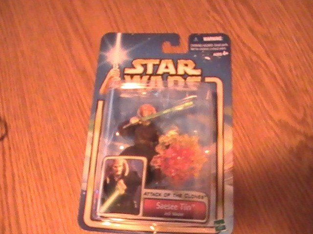 Star Wars AOTC 3 3/4 inch Saesee Tiin Variant Figure See Others!