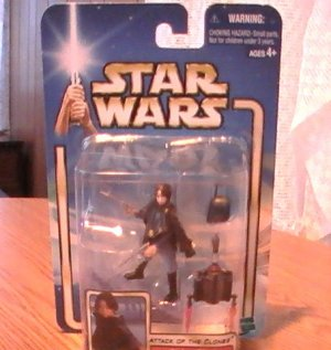Star Wars AOTC  3 3/4 inch Boba Fett Figure See  Our Others!