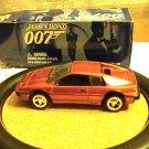 James Bond 007 Johnny Lightning Action Hero LE Bronze Lotus Esprit Turbo # 4 Rare 4 Your Eyes Only