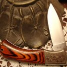 Rough Rider Very Hard to Find Fancy Lockback Gorgeous Collectible Collector Knife