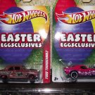 Hotwheels Hot wheels Easter Eggsclusives 1:64 Rodger Dodger Race Car 2011