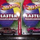 Hotwheels Hot wheels Easter Eggsclusives 1:64 Rodger Dodger Race Car 2011