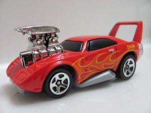 Hotwheels Hot wheels 1963 Red 1:64 Dodge Daytona Die Cast Muscle Car