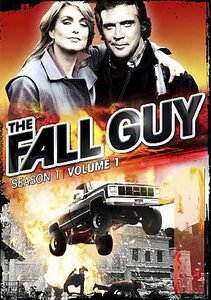 Fall Guy 80's Tv Series Season 1 Volume 1 Three Disc Set