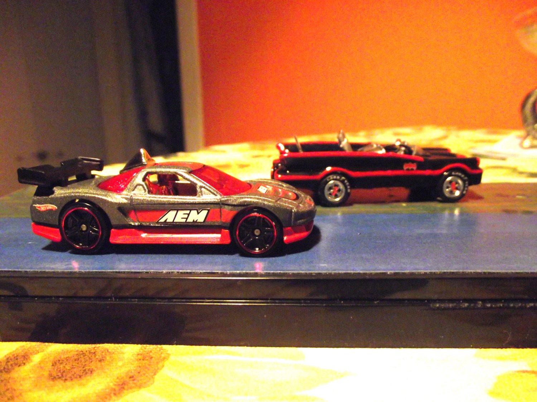 Hotwheels Hot wheels Acura NSX Die Cast Car! Will Also Ship 1st Class