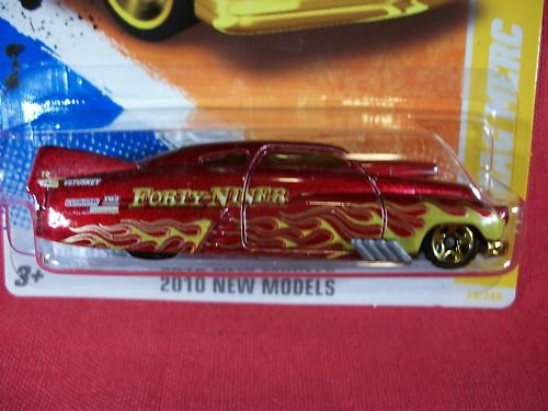 Hotwheels Hot wheels 49 1949 Drag Merc Die Cast Car